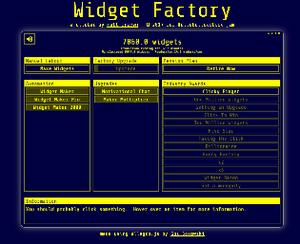 play Widget Factory