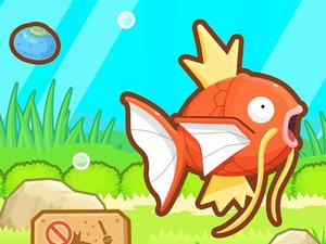 Pokemon Magikarp Jump Online game