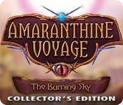 play Amaranthine Voyage: The Burning Sky Collector'S Edition