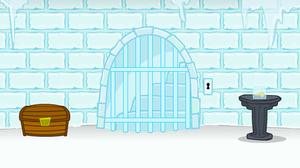 play Escape Ice Fortress