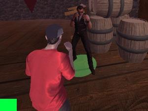 Tavern Braw game