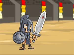 Gladiator Combat Arena game