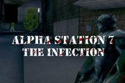 Alpha Station 7: The Infection game