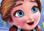 Young Anna Makeover game