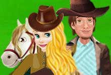 Princess Cowboy Adventure game