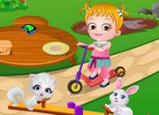 play Baby Hazel Duck Life