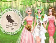 play Princess Unique Wedding Planner