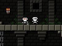 play Castle Of Pixel Skulls