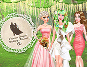 Princess Unique Wedding Planner game