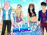 Music Festival Couples Rivals game
