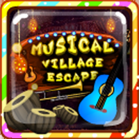 play Musical Village Escape