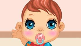 Barbie Dreamhouse Baby Dress Up game
