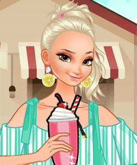 Milkshake Clutch Dress Up Game game