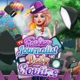 Fashion Journalist Daily Routine game