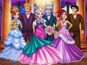 Princesses Royal Ball! game