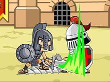 Gladiator Combat Arena game