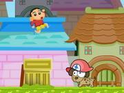 Shin Chan Adventure game