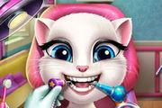 play Kitty Real Dentist Girl