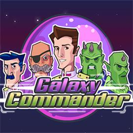 Galaxy Commander game
