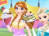 play Princesses Ice Cream Deco