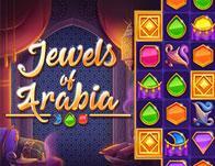 Jewels Of Arabia game