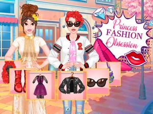 Princess Fashion Obsession game