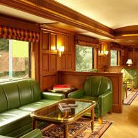 Trapped Inside Train Escape game