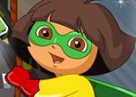 Super Dora Dressup game