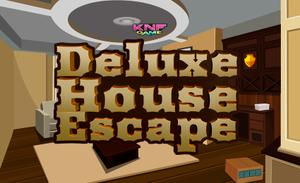 Deluxe House Escape game