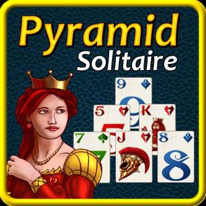 Fantasy Pyramid Solitaire game