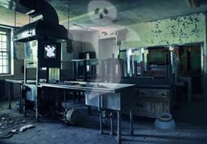 Ghost Asylum Escape game