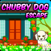 Chubby Dog Escape game