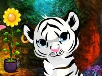 play White Tiger Cub Rescue