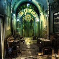 Abandoned Mall Escape 8Bgames game