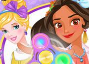 Princess Fidget Spinners game