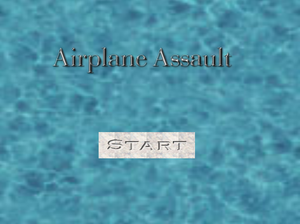play Airplane Assault