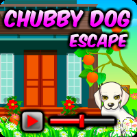 play Chubby Dog Escape Walkthrough