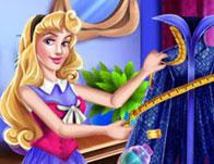 Sleeping Princess Villain Cosplay game