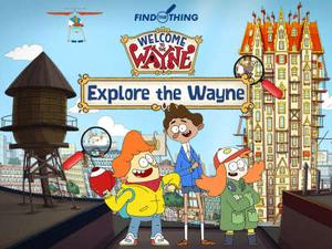 Welcome To The Wayne: Explore The Wayne Puzzle game