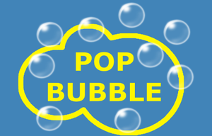 Pop Bubble game