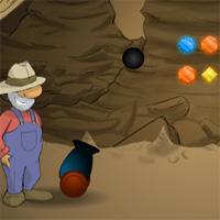 Jewel Mining game