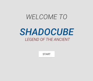 Shadocubeweb - Legend Of The Ancient game