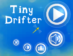 Tinydrifter game