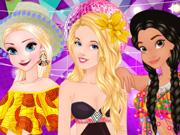 Princesses Yacht Party game