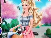 Biking With Barbara game