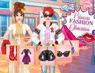 Princess Fashion Obsession game