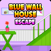 Blue Wall House Escape game