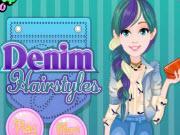 Denim Hairstyles-H5 game