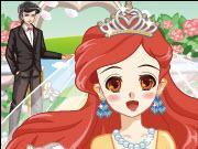 Princess Manga Wedding game