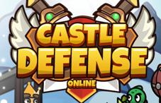 Castle Defense Online game